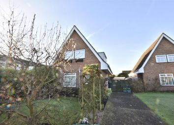 Thumbnail 3 bedroom detached house for sale in Downe Close, Horley