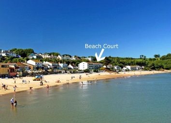 Thumbnail 1 bed flat for sale in Flat 4, Beach Court, The Strand, Saundersfoot