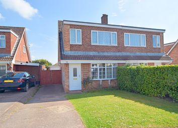 Thumbnail 1 bed semi-detached house for sale in Langlands Road, Culllompton