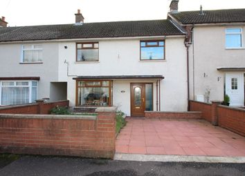 Thumbnail 3 bed terraced house for sale in Gortlane Drive, Greenisland