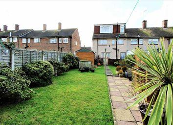 Thumbnail 3 bedroom end terrace house for sale in Prescott Green, Loughton, Essex