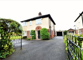 Thumbnail 3 bed detached house for sale in Sandway Road, Wrexham