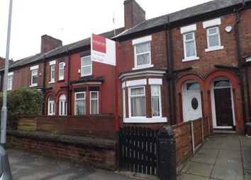 Thumbnail 3 bed end terrace house for sale in Richmond Grove, Manchester