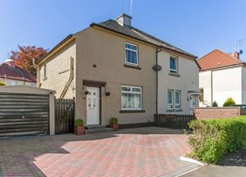 Thumbnail 2 bed semi-detached house for sale in Barshaw Drive, Paisley, Renfrewshire