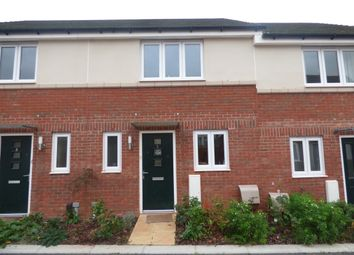 2 bed terraced house to rent in Crimson King, Cranbrook, Exeter EX5