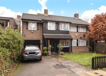 Thumbnail 4 bed detached house for sale in West Heath Gardens, Hampstead