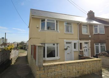 Thumbnail 3 bedroom end terrace house for sale in Parade Road, Plymouth