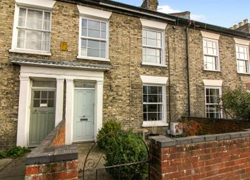 Thumbnail 4 bed terraced house for sale in Alexandra Road, Norwich