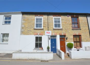 Thumbnail 3 bed terraced house for sale in Wellington Terrace, Truro