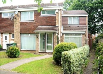 Autumn Glade, Chatham ME5. 4 bed end terrace house