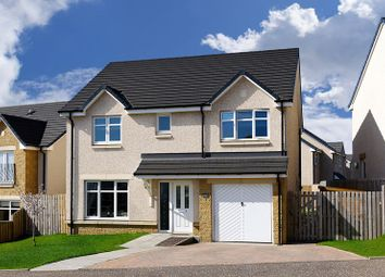 Thumbnail 4 bed detached house for sale in Cherryton Drive, Clackmannan