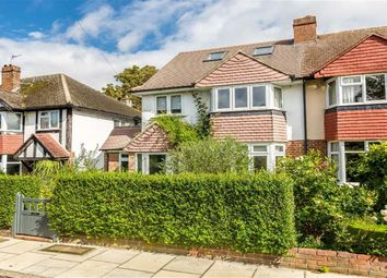 Thumbnail 4 bed semi-detached house for sale in River Way, Twickenham