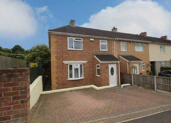 Thumbnail 4 bed semi-detached house for sale in Claypiece Road, Bristol, Avon