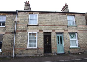 Thumbnail 2 bedroom terraced house for sale in Victoria Street, Ely