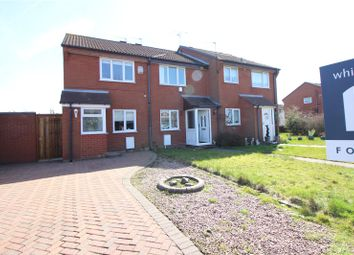 Thumbnail 2 bed end terrace house to rent in Newbury Way, Liverpool, Merseyside
