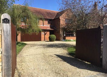 Thumbnail 5 bed detached house for sale in Church Road, Wheatley, Oxford