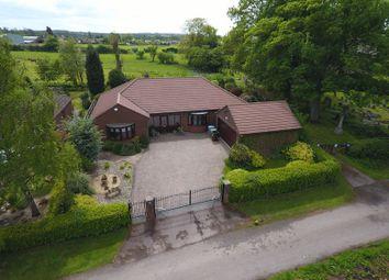 Thumbnail 5 bed detached bungalow for sale in Church Lane, Hayton, Retford