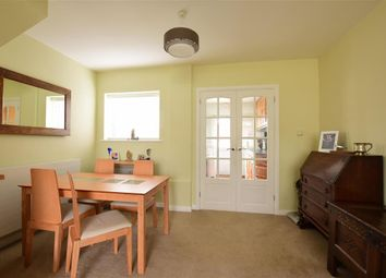 Thumbnail 2 bed terraced house for sale in West Drive, Chatham, Kent