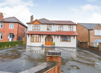 Thumbnail 4 bed detached house for sale in Woodhouse Road, Horsley Woodhouse, Ilkeston
