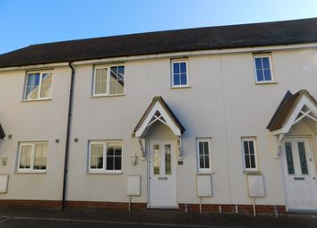 Thumbnail 3 bedroom terraced house to rent in Lupin Close, Wymondham