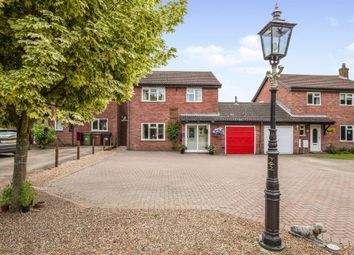 Thumbnail 4 bed link-detached house for sale in Factory Lane, Roydon, Diss