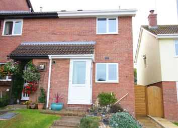 Thumbnail 2 bed end terrace house for sale in Hillcrest, Ottery St. Mary