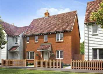 Thumbnail 3 bed semi-detached house for sale in Oak Heights, Northiam, Rye, East Sussex