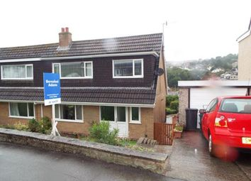 Thumbnail 3 bed semi-detached house for sale in Berth Glyd, Conwy