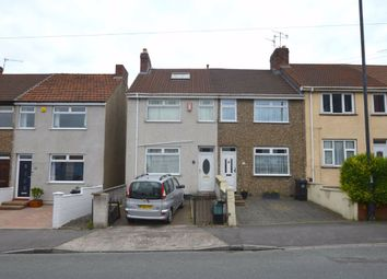Thumbnail 3 bed end terrace house for sale in Luckwell Road, Ashton, Bristol