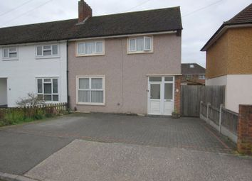 Thumbnail 2 bed end terrace house for sale in Elizabeth Close, Collier Row