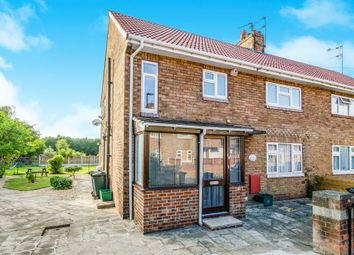 Thumbnail 1 bed flat for sale in Charles Street, Carcroft, Doncaster