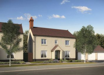 "Thumbnail 4 bed detached house for sale in ""The Whitmore"" at Trem Y Coed, St. Fagans, Cardiff"