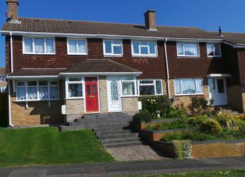 Thumbnail 3 bed terraced house to rent in Dore Avenue, Portchester, Fareham
