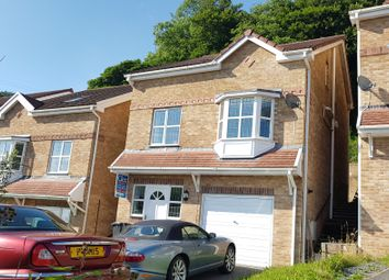 Thumbnail 4 bed detached house for sale in Cae Canol, Baglan