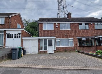 Thumbnail 3 bed semi-detached house to rent in Sycamore Road, Great Barr, Birmingham