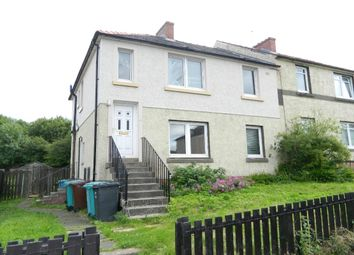 Thumbnail 2 bed flat for sale in Meadowburn Road, Wishaw