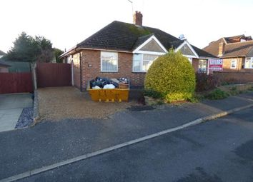 Thumbnail 2 bedroom bungalow for sale in Muscott Lane, Duston, Northampton, Northamptonshire