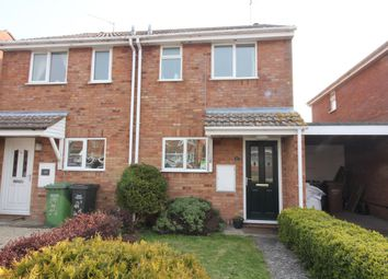 Thumbnail 2 bed semi-detached house for sale in Wadborough Road, Littleworth, Worcester