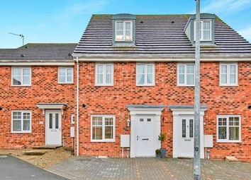 Thumbnail 3 bed terraced house for sale in The Green, Consett