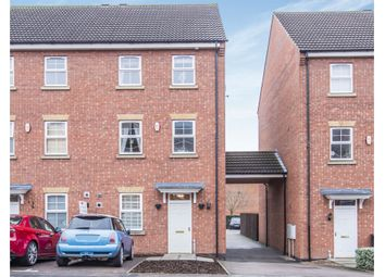 Thumbnail 5 bedroom semi-detached house for sale in Oakwood Road, Leicester