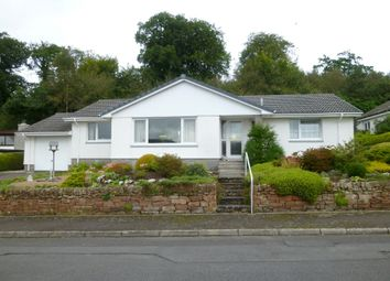 Thumbnail 3 bed detached bungalow for sale in Queensberry Brae, Thornhill