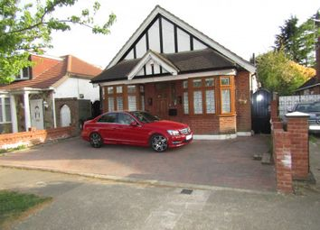 Thumbnail 3 bed detached bungalow for sale in Forest Road, Romford