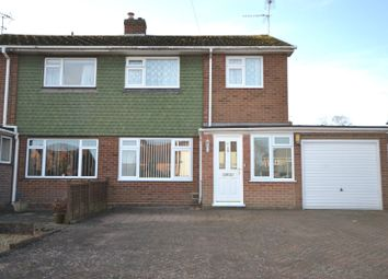 Thumbnail 3 bed semi-detached house for sale in Upper Weybourne Lane, Farnham