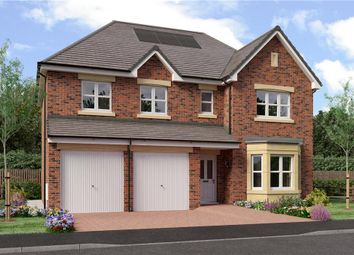 "Thumbnail 5 bed detached house for sale in ""Buttermere"" at Dalkeith"