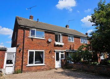 3 bed semi-detached house for sale in St. Chads Road, Maidenhead SL6