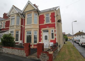 Thumbnail 3 bed semi-detached house for sale in Station Road, Rhoose, Barry