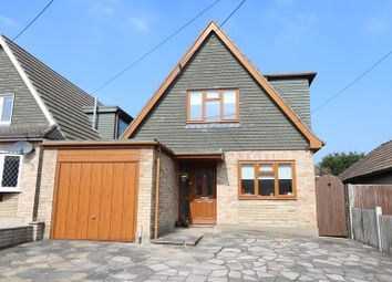 Thumbnail 3 bed detached house for sale in Wavertree Road, Benfleet