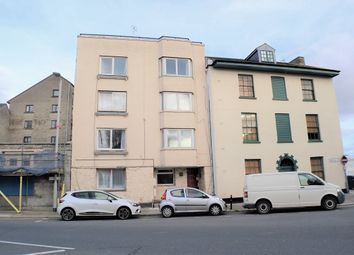 Thumbnail 1 bed flat to rent in Vauxhall Street, Plymouth