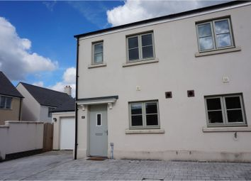 Thumbnail 2 bed semi-detached house for sale in Lle Crymlyn, Neath