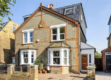 Thumbnail 4 bed semi-detached house to rent in Canbury Avenue, Kingston Upon Thames